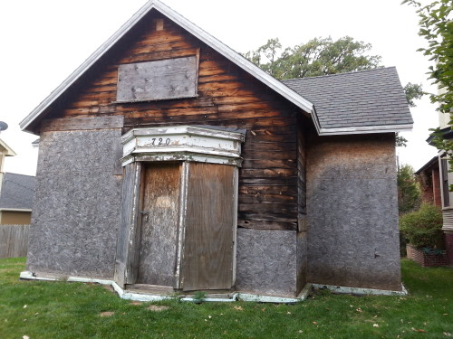 Historic Home in Need of Rehabilitation
