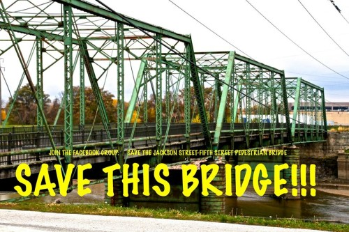 Save This Bridge