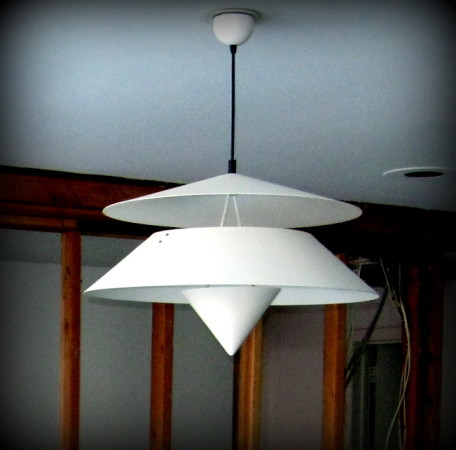 Dining area light fixture