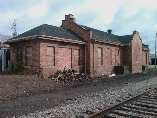 Former Union Depot